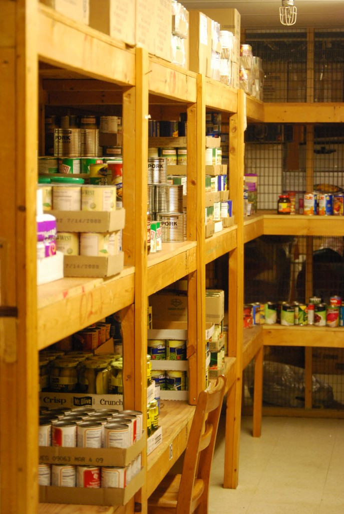 Community of Hope food pantry